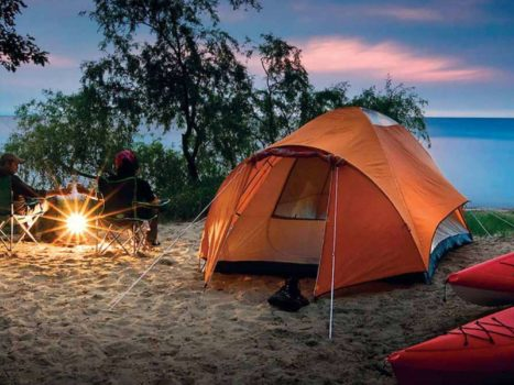 Things You Must Have When Camping