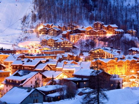Verbier A Perfect Place For Skiing Vacation